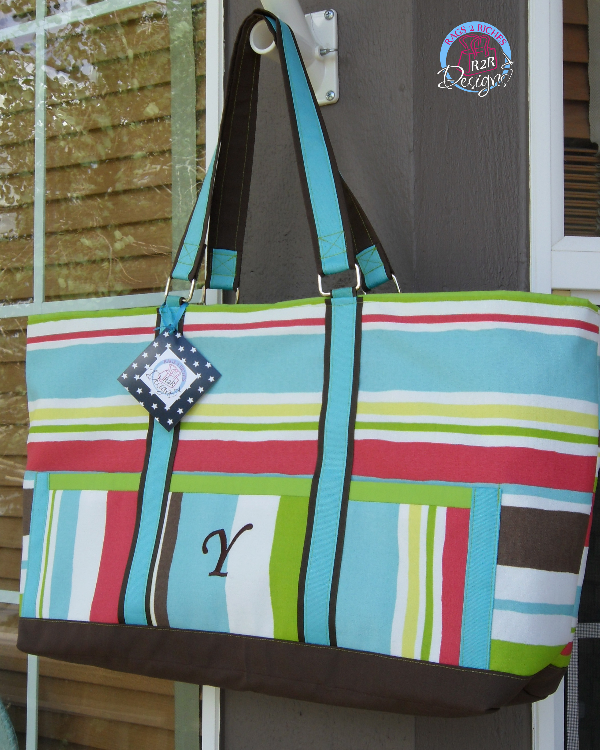 New} Its summer time!!!! Introducing Beach Bags! | Rags 2 Riches