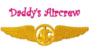 Daddy's Aircrew $5