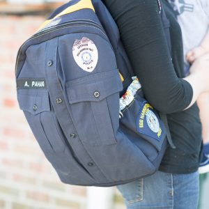 Police Hero Backpack