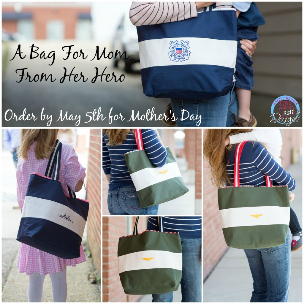 Mothers Day Regatta Totes