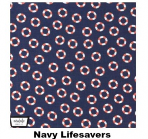 Navy Lifesavers