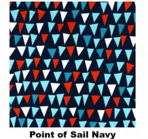 Point of Sail Navy